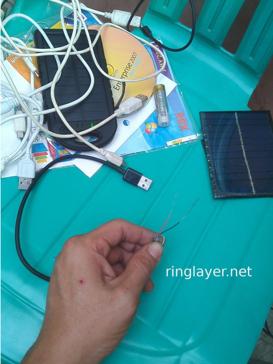 Diy Usb Mini Fan Ringlayer Roboticist